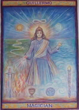 Online spiritual advisor, Guillermo